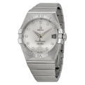 Omega Constellation 123.10.38.21.52.001 Mens Quartz Casual Watches
