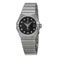 Omega Constellation 123.15.27.20.51.001 Black Casual Watches