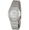 Omega Constellation 123.15.27.60.55.002 Ladies Stainless Steel Luxury Watches