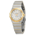 Omega Constellation 123.20.24.60.02.002 Ladies Silver Luxury Watches