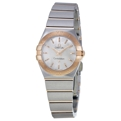 Omega Constellation 123.20.24.60.05.001 Ladies Sapphire Dress Watches