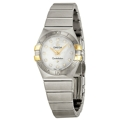 Omega Constellation 123.20.24.60.55.006 Quartz Luxury Watches