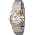 Omega Constellation 123.20.27.60.55.001 Stainless Steel Luxury Watches