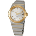 Omega Constellation 123.20.38.21.02.002 Mens Silver Dress Watches