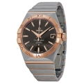 Omega Constellation 123.20.38.21.13.001 Mens Stainless Steel Luxury Watches