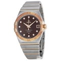 Omega Constellation 123.20.38.21.63.001 Unisex Luxury Watches