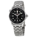 Omega Seamaster 21230362001002 Black Luxury Watches