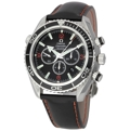 Omega Seamaster Planet Ocean 2910.51.82 Black Sport Watches