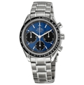 Omega Speedmaster 326.30.40.50.03.001 Mens Blue Luxury Watches