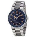 Oris 01 643 7654 7185-Set MB Mens Automatic Luxury Watches