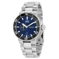 Oris 01 743 7673 4135MB Mens Blue Dress Watches