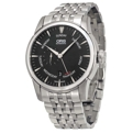 Oris Artelier 01 745 7666 4054-07 8 23 77 Mens Scratch Resistant Sapphire Casual Watches