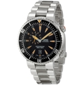 Oris Divers 01 643 7609 8454 07 8 24 01PEB Stainless Steel Dress Watches