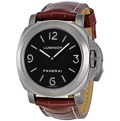 Panerai Luminor PAM00176 Black Dress Watches