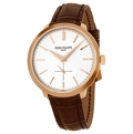 Patek Philippe Calatrava 5123R-001 Mens Silver Luxury Watches