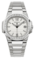 Patek Philippe Nautilus 7010/1G-011 Ladies 32 mm Luxury Watches