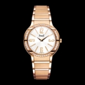 Piaget Ladies 18Kt Rose Gold Luxury Watches