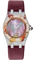 Pink mother of pearl Audemars Piguet Royal Oak 67609CR.ZY.D071SU.01 Luxury Watches Ladies