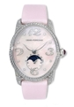 Pink Mother-of-pearl With Diamonds Girard Perregaux Cats Eye 80490-D53-P963-KK9 Luxury Watches Ladies