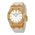 Quartz Audemars Piguet Royal Oak Ladies 33 mm Luxury Watches