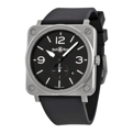 Quartz Bell and Ross Mens 39 mm Luxury Watches