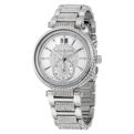 Quartz Michael Kors Sawyer Ladies 39 mm Dress Watches