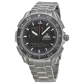 Quartz Omega Mens 45 mm Luxury Watches