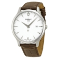 Quartz Tissot Tradition Mens 42 mm Casual Watches