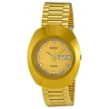 Rado Diastar R12393633 Gold-tone Stainless Steel Casual Watches