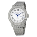 Raymond Weil Maestro 2851-ST-00659 Silver Dress Watches