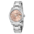 Rolex 178344PDO Stainless Steel Luxury Watches