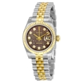 Rolex 179173BMJDJ Scratch Resistant Sapphire Luxury Watches
