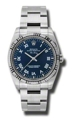Rolex Airking 114234BLRO Luxury Watches
