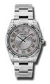 Rolex Airking 114234SCOAO Unisex 34 mm Casual Watches