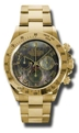 Rolex Cosmograph Daytona 116528BKMRO 40mm Luxury Watches