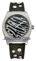Rolex Datejust 116189BBR Black and diamond paved Luxury Watches