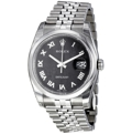 Rolex Datejust 116200BKJRJ Scratch Resistant Sapphire Luxury Watches