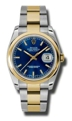 Rolex Datejust 116203BLSO 36 mm Luxury Watches