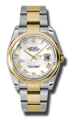Rolex Datejust 116203MRO 36 mm Luxury Watches