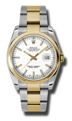 Rolex Datejust 116203WSO Mens Stainless steel Luxury Watches