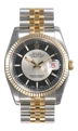 Rolex Datejust 116233-SBKSJ Mens Sapphire Luxury Watches