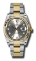 Rolex Datejust 116233GYDO Automatic Casual Watches