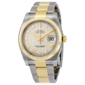 Rolex Datejust 116233IPRO Mens Stainless Steel Casual Watches