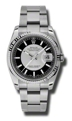 Rolex Datejust 116234SBKSO Ladies Silver Luxury Watches