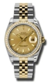 Rolex Datejust 116243CSJ Automatic Casual Watches