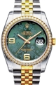 Rolex Datejust 116243GRFAJ 36 mm Luxury Watches