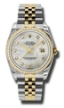 Rolex Datejust 116243MDJ Ladies Mother of Pearl Casual Watches