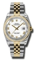 Rolex Datejust 116243WRJ Automatic Casual Watches