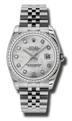 Rolex Datejust 116244MDJ Sapphire Luxury Watches