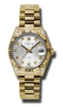 Rolex Datejust 178238SJDP Scratch Resistant Sapphire Casual Watches